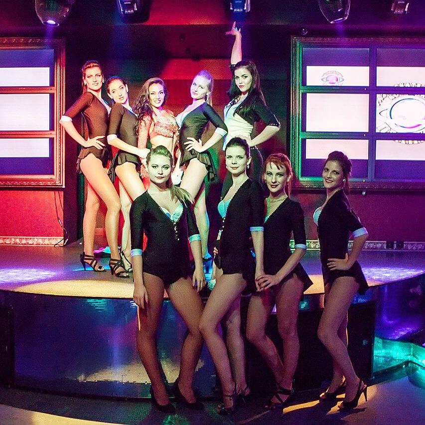 """Бенефис """"Dance Studio 54"""""""