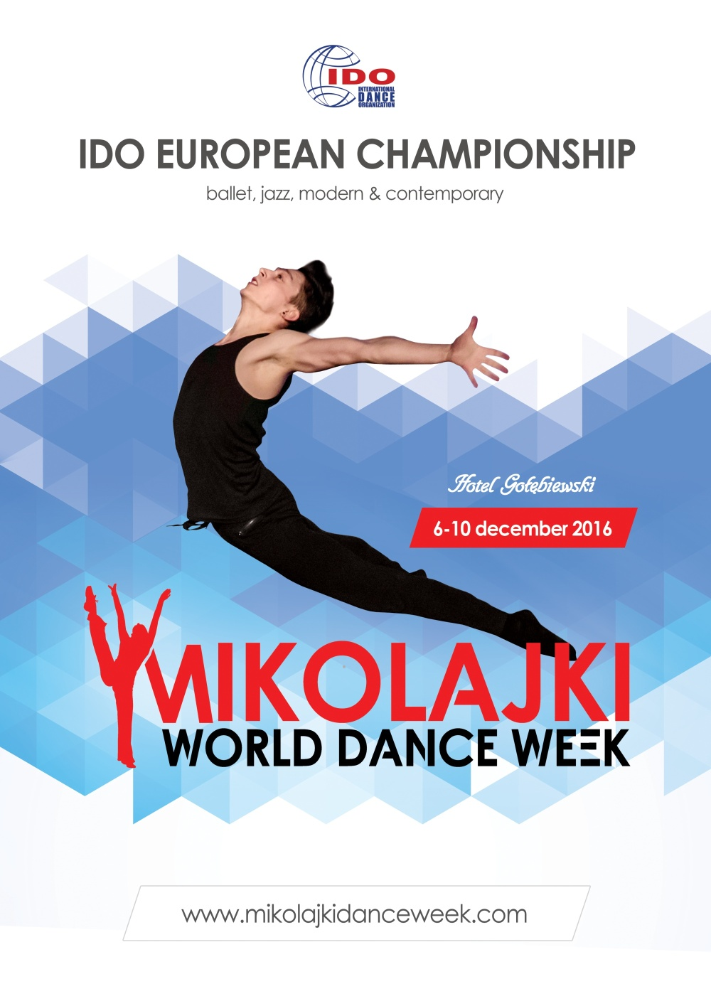 Mikolajki 2016 Dance Week